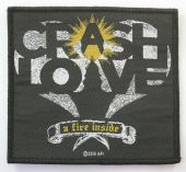 AFI - 'Crash Love' Woven Patch